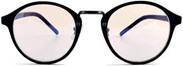 <b>Gudzws Anti</b> Blue Light Rays <b>Glasses</b> Retro Round Relieve Eyes ...