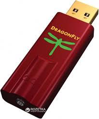 ЦАП AudioQuest Dragonfly DAC Red (DACREDE ... - ROZETKA