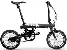 <b>электровелосипед Xiaomi Mijia QiCycle</b> Folding Electric Bike Black