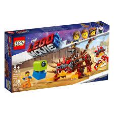 <b>LEGO</b>® <b>Movie</b> 2 - Ultrakatty & Warrior Lucy! - <b>70827</b>   London Drugs