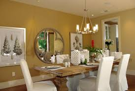 Mirrors For Dining Room Walls Marvelous Rustic Dining Rooms 1 Decorative Mirrors For Dining