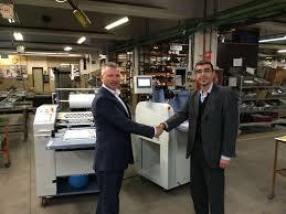 Binding Store acquires sole UK distribution deal for <b>Tauler</b> laminators