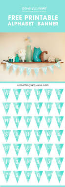 best ideas about printable banner letters banner adorable printable watercolor alphabet banner you can make it say anything you want
