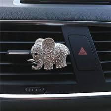 Carrfan Car Elephant Styling <b>Perfume Clip</b> Car <b>Air Outlet</b> Freshener