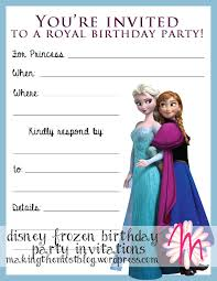 frozen birthday invitations templates invitations templates 12 sample photos frozen birthday invitations templates