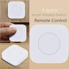 <b>Aqara WXKG11LM Smart Wireless</b> Switch Intelligent Home ...