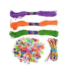 Disney <b>Soy Luna</b> Cartoon DIY Letters Beads Silicone Threads <b>Set</b> ...
