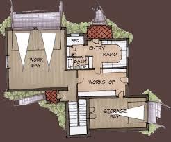 Icf House Plans   Free Online Image House Plans    Garage Workshop Floor Plan on icf house plans