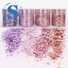 <b>4Pots</b> Sequins Glitter Dust Powder Paillette Tips Nail Art Decor ...