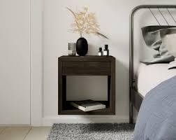 <b>Black floating nightstand</b>   Etsy