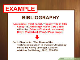 ways to cite an essay   wikihowimage titled cite an essay step