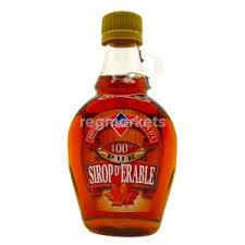 <b>Сироп</b> кленовый   maple syrup 100 <b>leader price</b> 250г в Ангарске 🥇