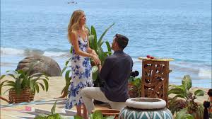 Hannah and Dylan Get Engaged - Bachelor in Paradise - YouTube