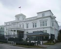 Consulate General of the United States, Hamburg