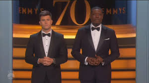 70th Emmy Awards: 'Only White People That Thank Jesus Are ...