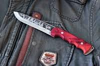 <b>Ножи с фиксированным клинком</b>