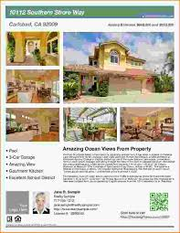 real estate flyer templates agent portfolio flyer template   real estate flyer templates6ljpg