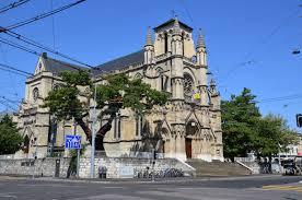 Церкви Женевы - путеводитель по Женеве, достопримечательности