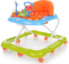<b>Ходунки Baby Care Mario</b>, GL-800S, синий, зеленый — купить в ...