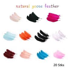 Apparel Sewing and knitting: <b>Natural goose</b> feather-prices and ...