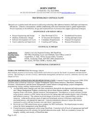 Executive Consultant Resume samples   VisualCV resume samples database