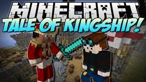 Minecraft | TALE OF KINGSHIP! (Tale of Kingdoms 2!) | Mod Showcase