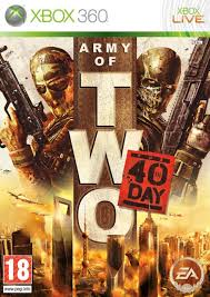 Army of Two The 40th Day RGH + DLC Xbox 360 Español [Mega+]