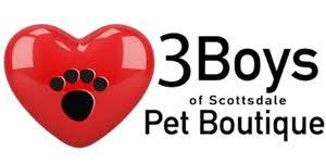 Exclusive <b>Dog Toys</b>   Three Boys of Scottsdale Pet Boutique