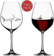 <b>Creative</b> Goblet <b>Glass</b> Mug Shark Wine <b>Glass</b> Goblets,Italian <b>Lead</b> ...