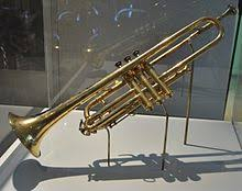 Image result for 2002 - The National Museum of American History put a cornet that had belonged to Louis Armstrong on display.