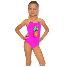 girls swimsuit sports one piece swimwear for girl 3 12 years children bathing suit summer nylon spandex patchwork