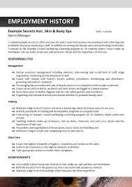 cv sample beautician   resume keywords   job opportunitiescv sample beautician beauty advisor cv sample cv formats templates for beautician resume design beautician resume