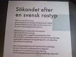 Bildresultat för eugenesia suecia