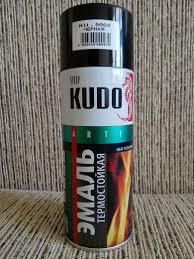<b>Эмаль KUDO термостойкая</b> — KIA Sportage, 2.0 л., 2012 года на ...