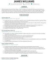 Engineering CV template happytom co