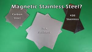 Is <b>Stainless Steel Magnetic</b>? - YouTube