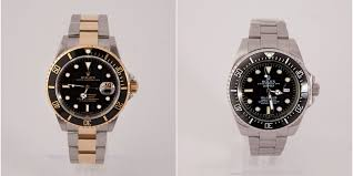 <b>Photos</b> show the difference between <b>real</b> and fake Rolex watches ...