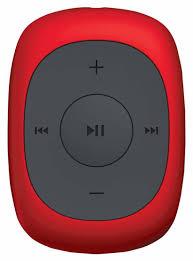 <b>Плеер Digma C2L</b> 4Gb (красный)