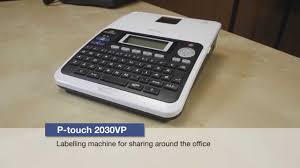 <b>BROTHER P</b>-<b>touch принтер</b> для печати наклеек – незаменимый ...