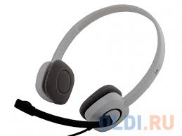 <b>Наушники</b> (гарнитура) <b>Logitech Stereo Headset</b> H150 CLOUD ...