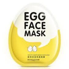 <b>HanChan</b> Skin Care Egg <b>Facial Mask</b> Black Mask Moisturizing Soft ...