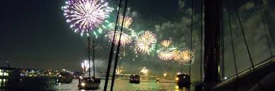 NYC 4th of July Fireworks Cruise aboard luxury yachts in NY Harbor