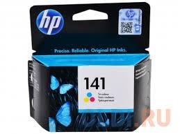 <b>Картридж HP CB337HE</b> (<b>№141</b>) Цветной OJ5783 — купить по ...