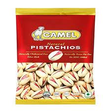 <b>Фисташки Camel печеные</b>,<b>подсоленные</b> 40г Сингапур - купить c ...