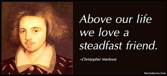 Christopher Marlowe Quotes - Inspirations.in