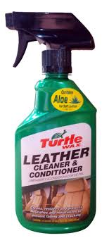 <b>Очиститель кондиционер кожи TURTLE WAX</b> Leather Cleaner ...