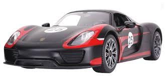 Легковой автомобиль <b>Rastar Porsche</b> 918 Spyder (70710) 1:14 33 см