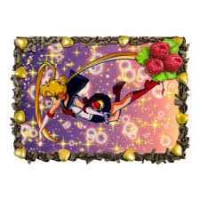 Торт <b>Sailor</b> Moon #1236564 от Катя Муу