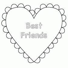 Small Picture Adult friendship coloring page Latest Friendship Coloring Pages