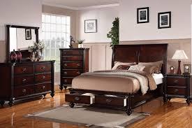 bedroom wood furniture cherry